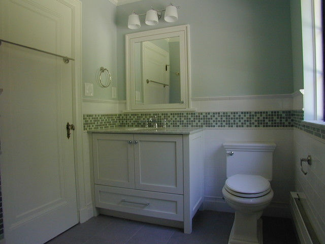 Fit For Any Guest Bath traditional-bathroom