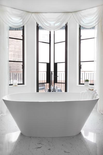 Fitzrovia Apartment Bathroom contemporary-bathroom