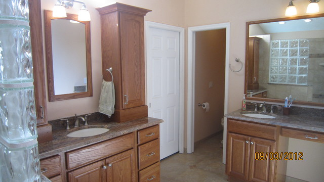 Flagler Beach Master Bath bathroom