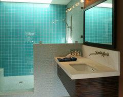 Westlake Remodel contemporary-bathroom