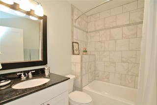 Innovative 12South Rustic Transitional  Transitional  Bathroom  Nashville  By