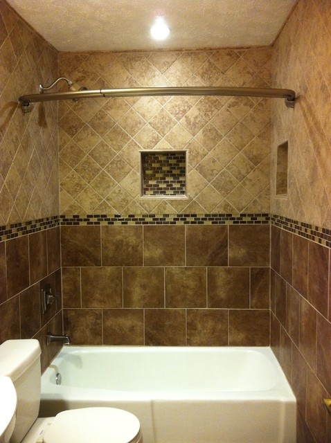 floor to ceiling tile bath traditional bathroom 24404