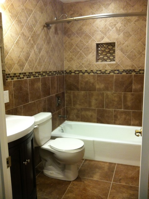 Example Of A Clic Bathroom Design