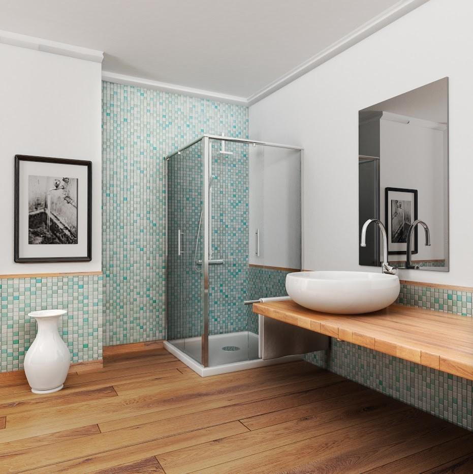 Flooring Installations - Beach Style - Bathroom - Miami ...