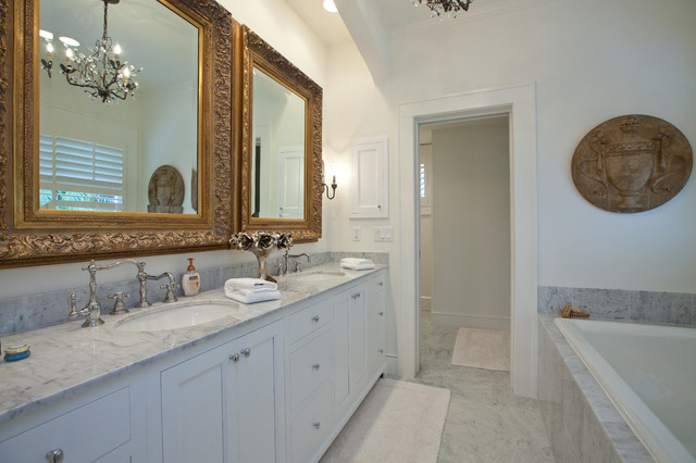 Florida Historic Renovation traditional-bathroom