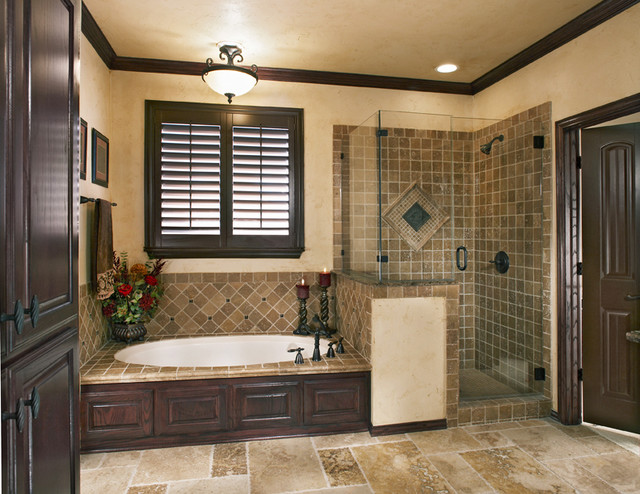 Flower Mound bathroom remodel traditional bathroom