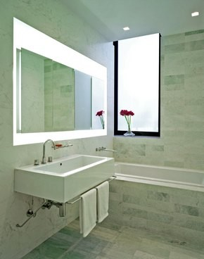 Fogarty Finger - Architecture Interiors modern-bathroom