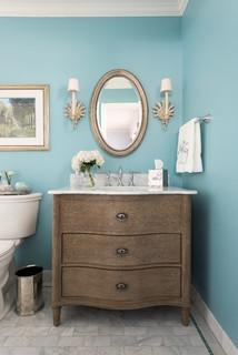 Folkstone Residence - Traditional - Bathroom - Dallas