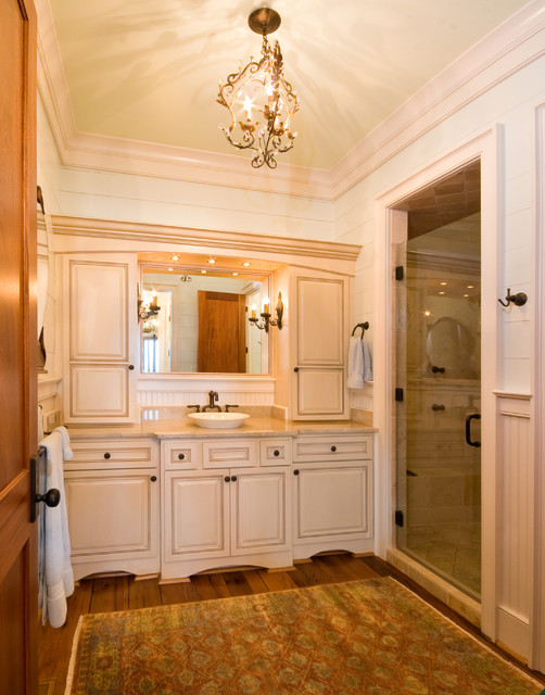 Folly Beach South Carolina Traditional Bathroom Charleston By J Rhodes Interior Design