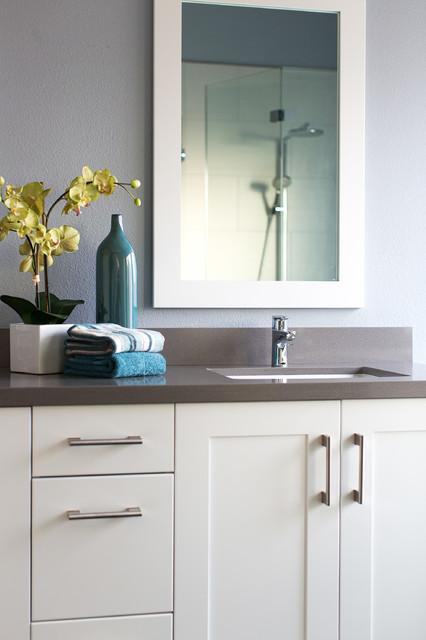 Foothill Ranch Master Bath contemporary-bathroom