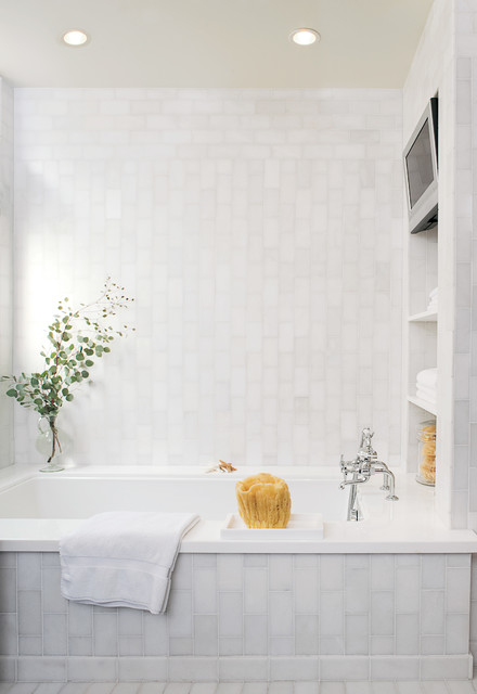 For Loft collection By Michael S Smith For KALLISTA contemporary-bathroom