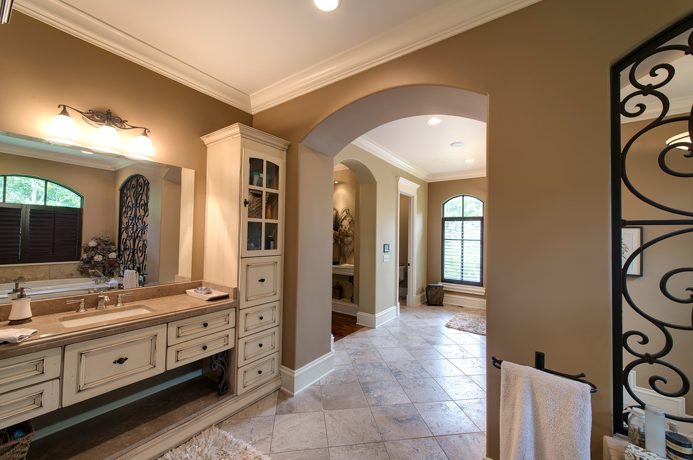 Ford Road - Traditional - Bathroom - Indianapolis - by ...