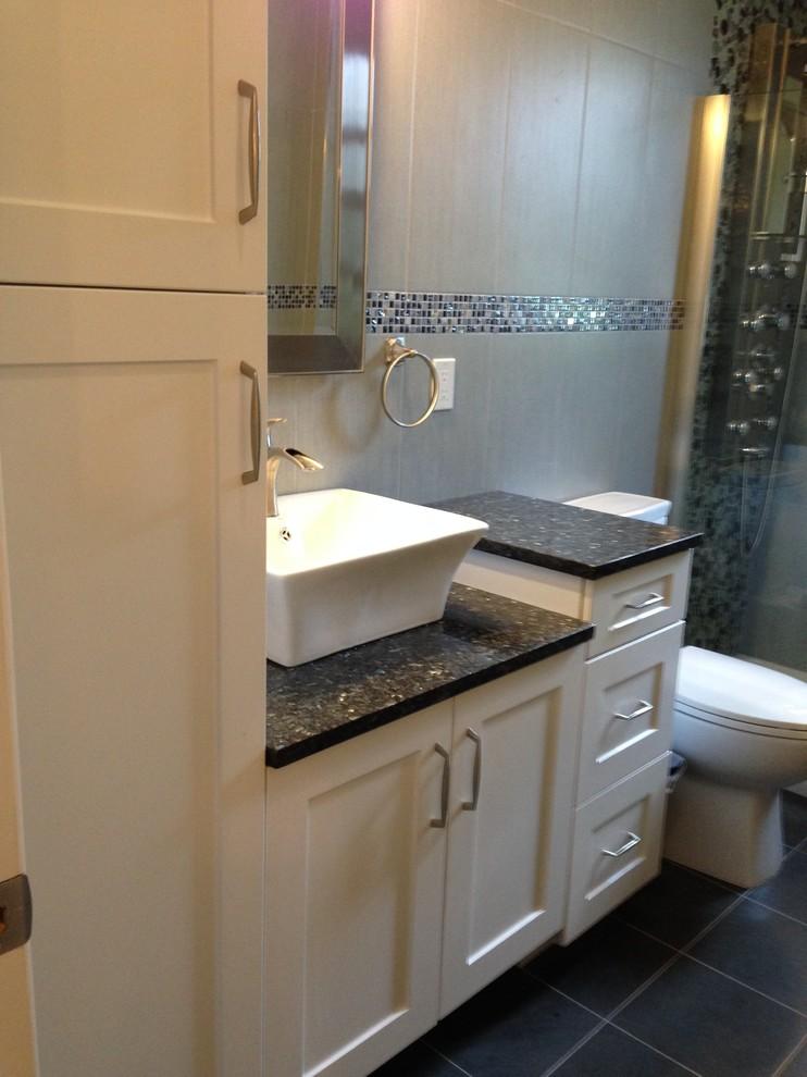 Forest Hills, Queens: Summer - Modern - Bathroom - New ...