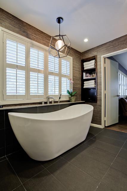 Forestridge contemporary-bathroom