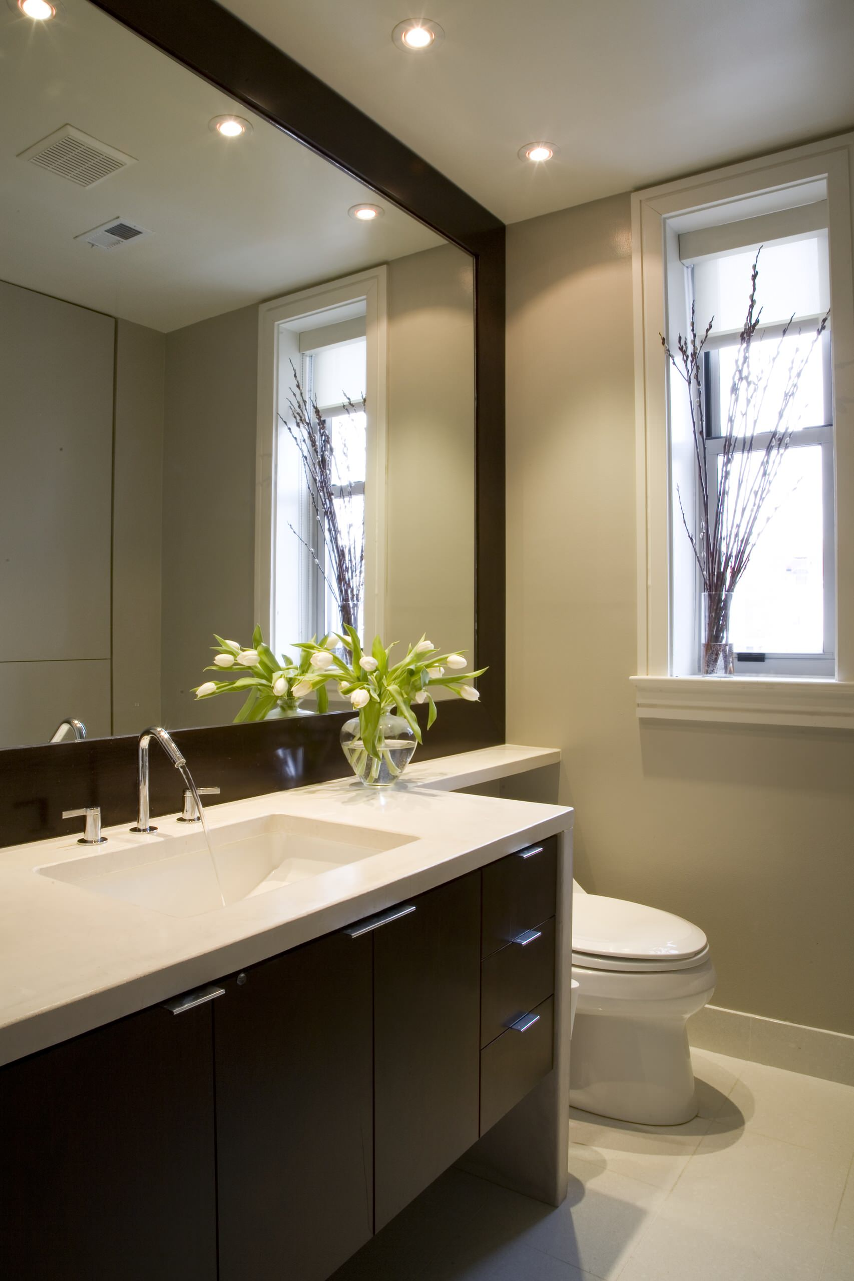 Counter Over Toilet Houzz