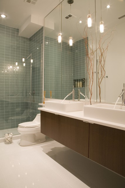 FORMA Design contemporary-bathroom