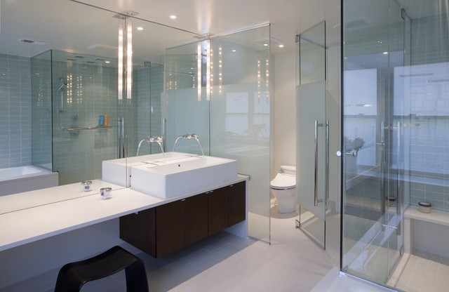 FORMA Design modern bathroom