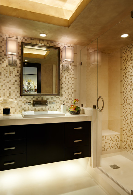 Fort Lauderdale Condo Contemporary Bathroom Other By Architect T A