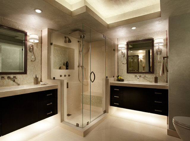 Fort Lauderdale Condo Contemporary Bathroom Other Metro By Architect