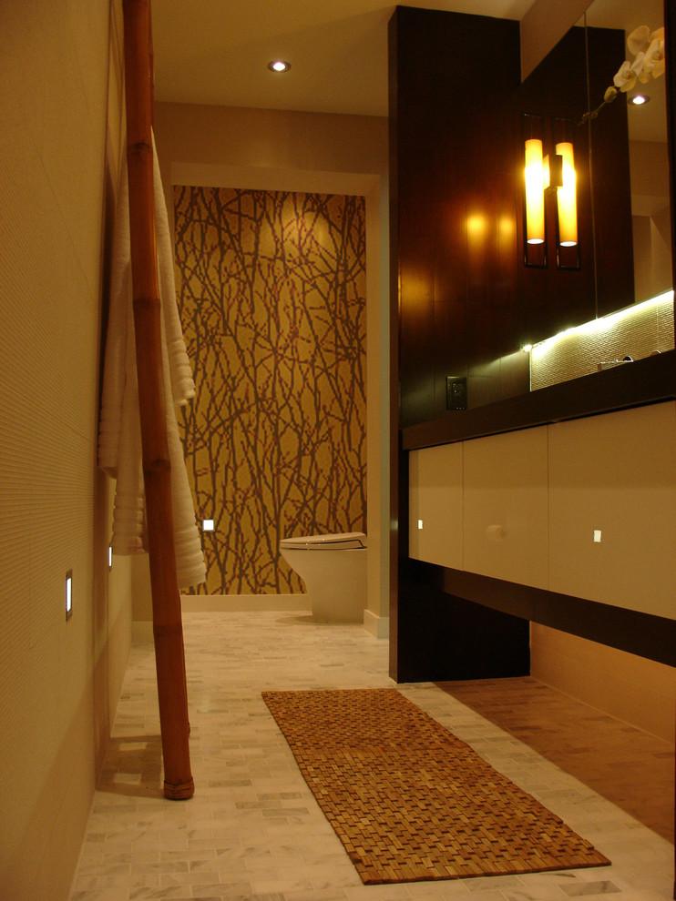 Fort Lauderdale, Fl residence - Asian - Bathroom - Miami ...