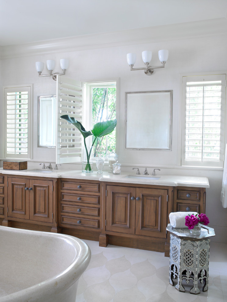 Fort Lauderdale - Mediterranean - Bathroom - Miami - by ...