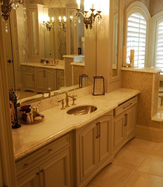 Fort Smith Traditional Bathroom Little Rock By D D