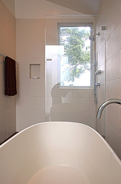 Fougeron Architecture contemporary bathroom