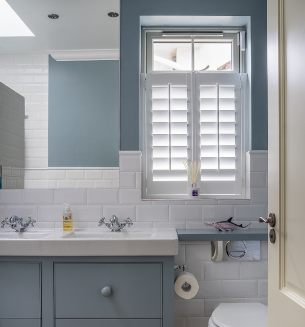 Foxrock house coastal bathroom dublin by optimise for Bathroom design dublin