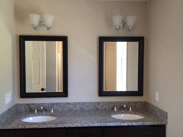 Framed Mirrors Beveled Mirrors Contemporary Bathroom Boston By Unique Shower Door