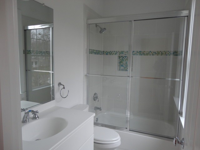 Frameless standard shower doors modern bathroom boston by showroom partners Bathroom design showrooms houston