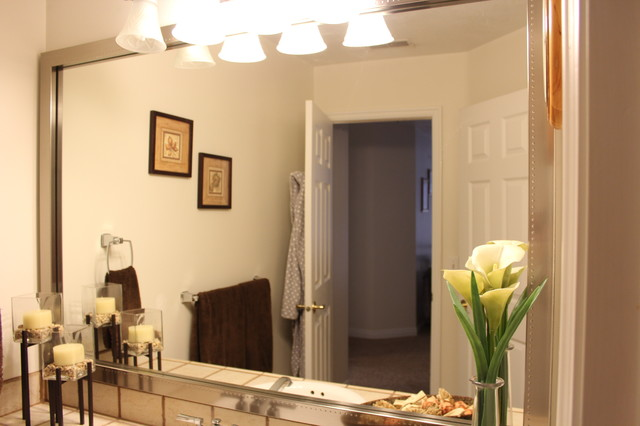 frames for existing mirrors