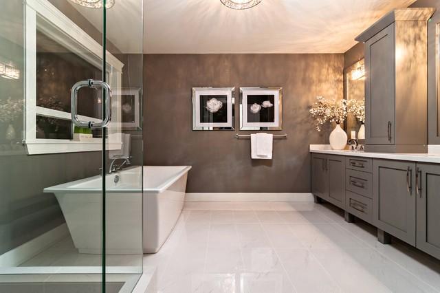 Francis Ave contemporary-bathroom