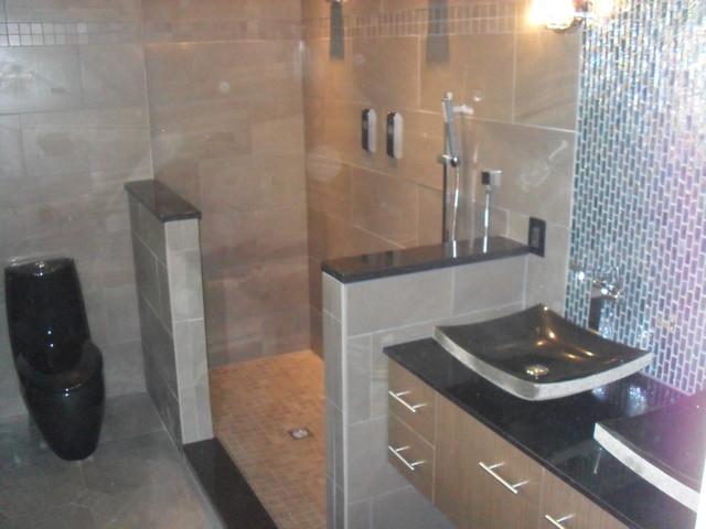 Franklin Master Bath contemporary-bathroom