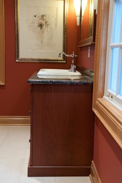 Fred & Audrey Ensuite Bath traditional-bathroom