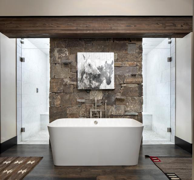Freddie Mo ラスティック-浴室