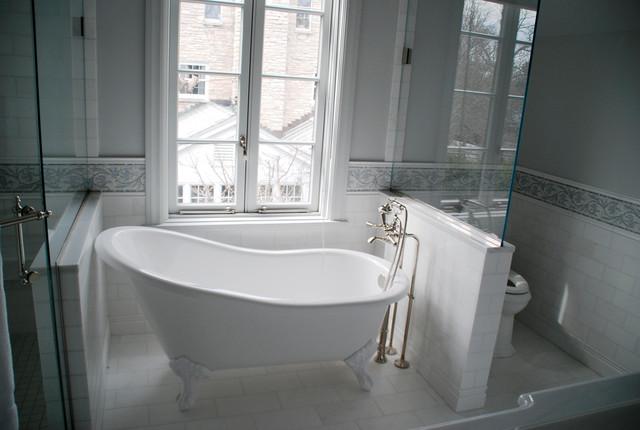 Free Standing Tub traditional-bathroom