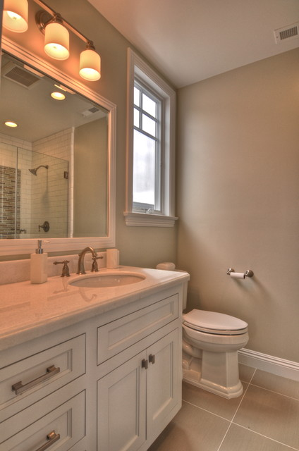 Freestone Residence traditional-bathroom