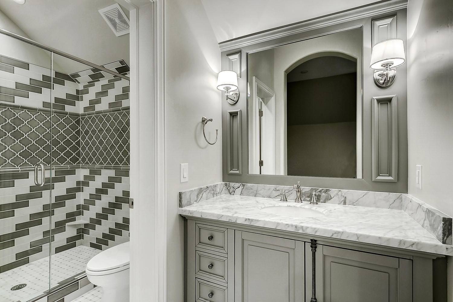 75 Beautiful French Country Bathroom Pictures Ideas March 2021 Houzz