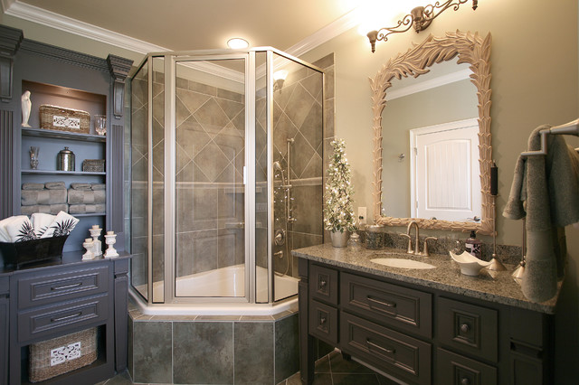 French Country traditional-bathroom