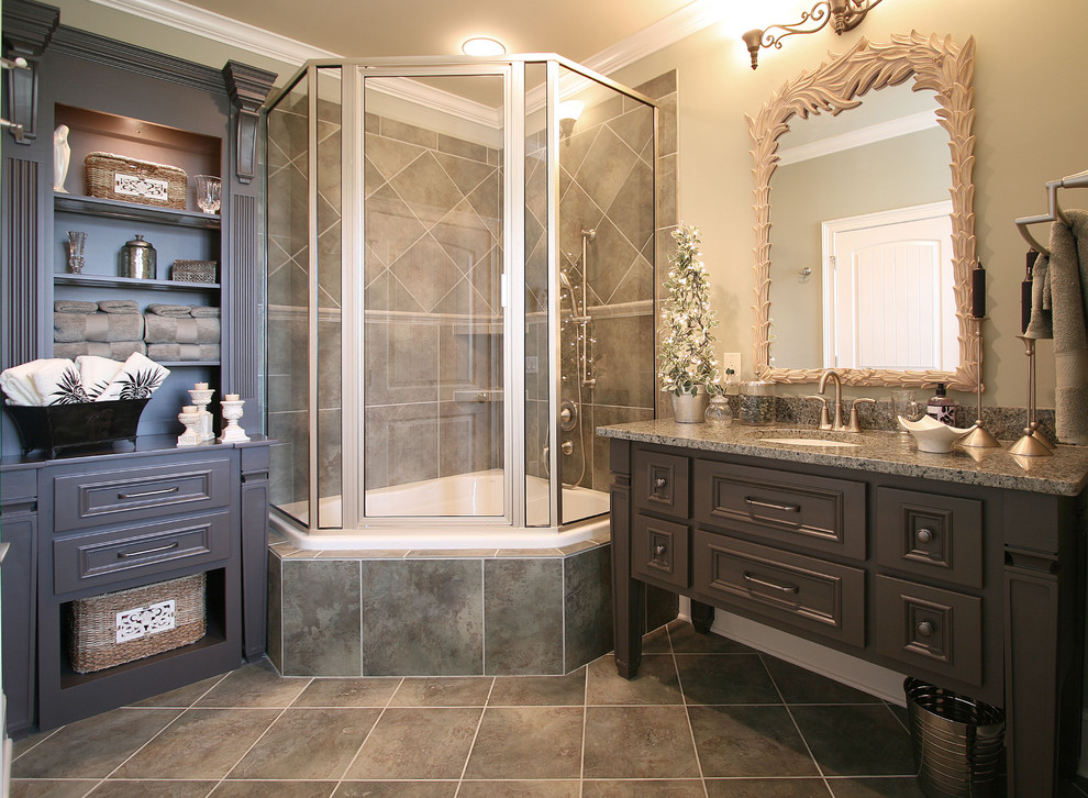 French Country French Country Bathroom Charlotte By Walker Woodworking,Small Backyard Landscaping Ideas No Grass