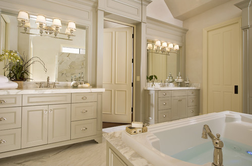 How To Install Bathroom Vanity Lighting - Replacing bathroom vanity