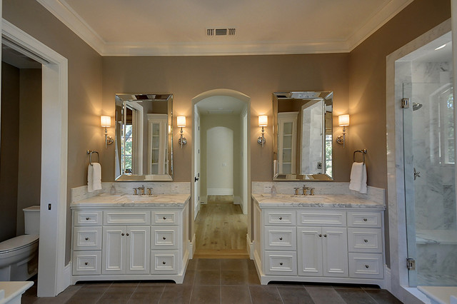 French Provincial Traditional Bathroom Sacramento By Lee Construction