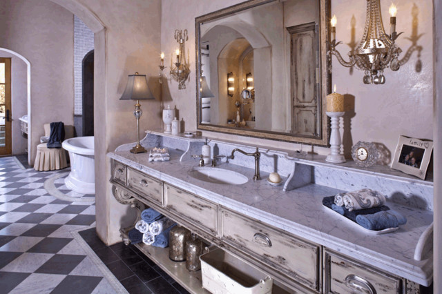 French provincial master bathroom for French provincial bathroom designs