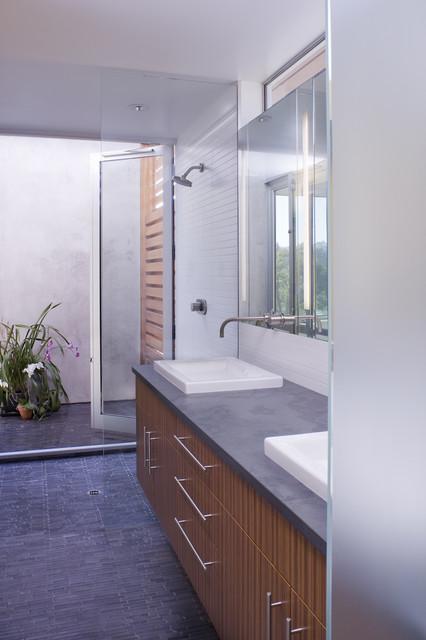 Friedman modern-bathroom