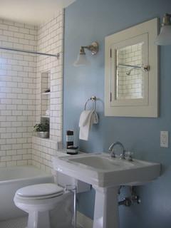 Frye Residence, Oakland CA - Craftsman - Bathroom - san francisco - by ...