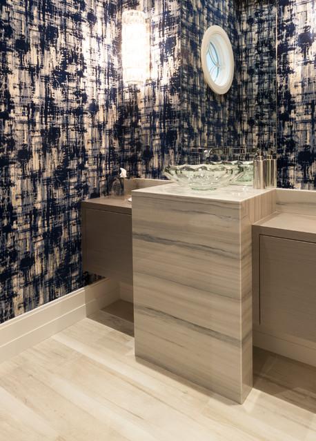 Ft Lauderdale Residence Modern Bathroom Miami By Opustone