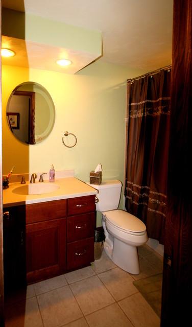 Full & Half Baths traditional-bathroom