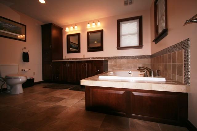 Full & Half Baths bathroom