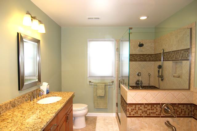 Full Bath Remodeling Traditional Bathroom Richmond