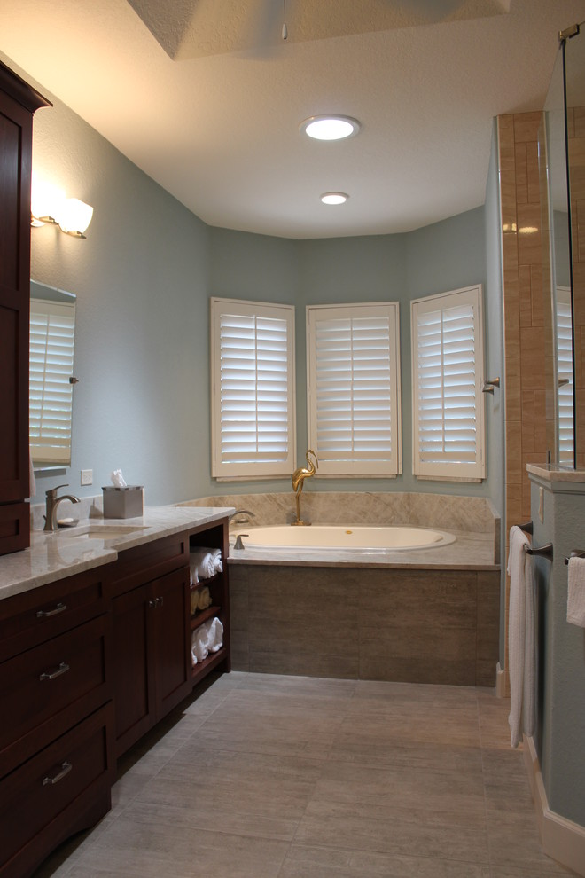 Full Home Remodel - Transitional - Bathroom - Tampa - by ...